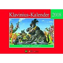 Haralds Klavinius Kalender 2018: Deutsche Jagdzeitung / Jagen Weltweit