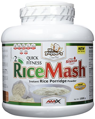 Amix Mr. Popper?S Ricemash Alimentación Natural - 1500 gr_8594159539204