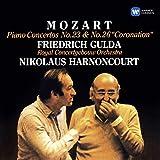 """Friedrich Gulda: Klavierkonzerte 23 & 26 """"Krönungskonzert"""" (Audio CD)"""