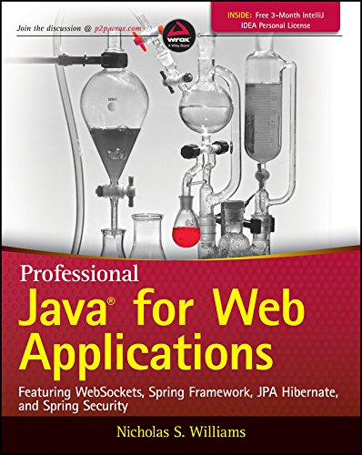 Professional Java for Web Applications por Nicholas S. Williams