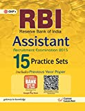 RBI Assistant 2015: 15 Practice sets
