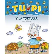 Tupi y la tortuga (letra palo)
