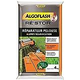 ALGOFLASH RÉ'STOR: Réparateur Pelouses après scarification, 4 k g, RESTOR