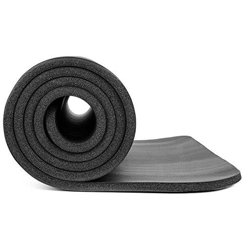 KG-Physio-Esterilla-de-yoga-extra-grueso-12-mm-con-correa-de-hombro miniatura 6