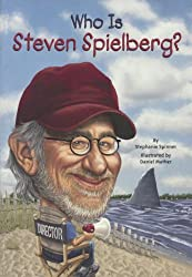 Who Is Steven Spielberg? (Turtleback School & Library Binding Edition) by Stephanie Spinner (2013-12-26)