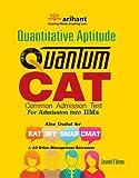 Quantitative Aptitude Quantum CAT Common Admission Test for Admission into IIMs 7th Edition price comparison at Flipkart, Amazon, Crossword, Uread, Bookadda, Landmark, Homeshop18