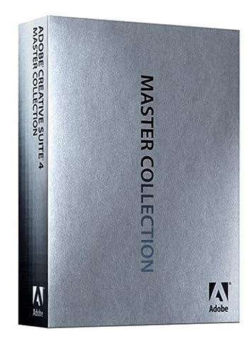Adobe Creative Suite 4 Master Collection Upgrade von div. CS Versionen (2 Software Pakete) englisch [import allemand]