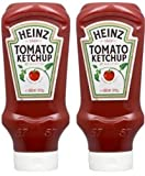 #8: Heinz Tomato Ketchup Top Down 910g ( Pack of 2 )