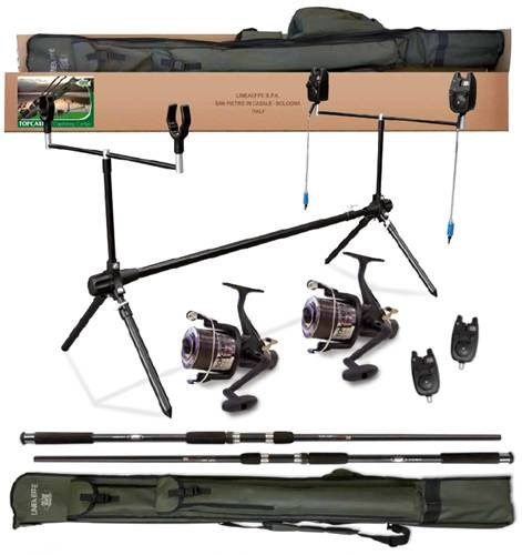 Lineaeffe Top Carp Full Carpfishing Combo