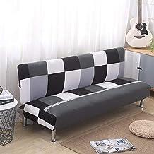 Leo565Tom Norte de Europa Funda de sofá Cubierta de la Cama Cubiertas de sofá elástico Tela