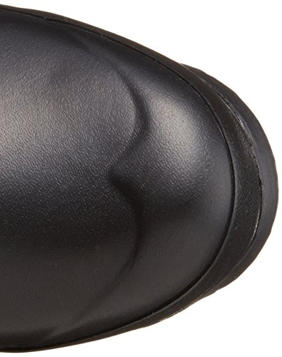 Hunter Women's Norris Field Side Adjustable Boot Black