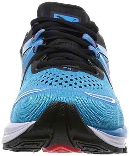 Puma Speed 600 Ignite, Chaussures de Running Compétition homme Multicolore (AtomicBleu/Asphalt/Puma Silver)