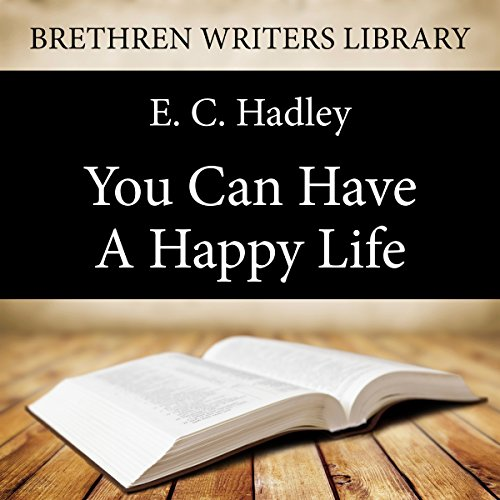 You Can Have a Happy Life  Audiolibri