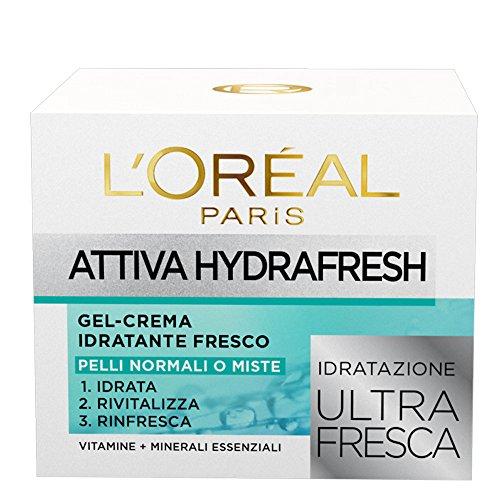 loreal-paris-attiva-hydrafresh-gel-crema-idratante-fresco-per-pelli-normali-o-miste-50-ml