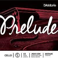Daddario Orchestral Preludec J1014 1/2 Med - Cuerda cello