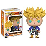 Funko - Figurine Dragon Ball Z - Super Saiyan Trunks NYCC 2016 Pop 10cm - 0889698114745
