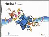 MUSICA + CD 5 PRIMARIA - 9788468009605