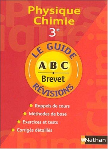 Physique chimie 3e par Olivier Lemaire, Patrice Masline