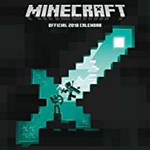 Minecraft Official 2018 Calendar - Square Wall Format (Calendar 2018)
