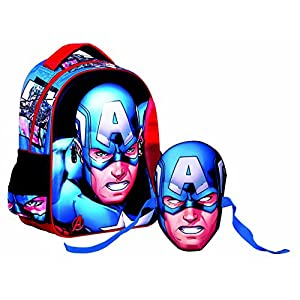 51rXYRgZrXL. SS300  - Los Vengadores (Avengers) 33724254 Mochila Infantil