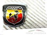 Original Fiat 500 Abarth Emblem hinten Heckemblem Firmenzeichen Logo - 735496473