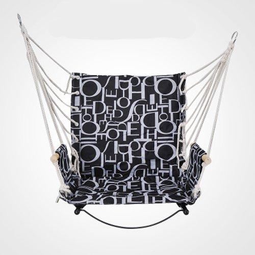 ALK Swing stehen, mit Sessel Hängematte Set für Indoor Outdoor Garden Yard gario Seil zum Aufhängen für Kinder Erwachsene (Kinder Schlafzimmer Möbel-sets)