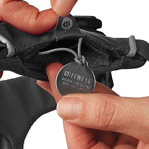Ruffwear 3050-025M Front Range Ganztags-Hundegeschirr, M, Twilight grau - 6