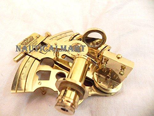 4-antiguo-maritima-astrolabio-nautico-sextante-de-laton-macizo-by-nauticalmart