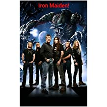 Iron Maiden!: Run to the Hills! Run for your Lives!