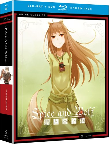 Produktbild / Spice & Wolf: Season 1-2 Complete Series [Blu-ray+DVD] [Import]