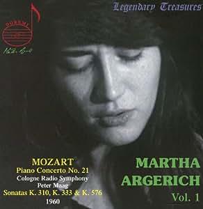 Martha Argerich /Vol.1