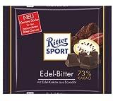 Ritter Sport Edel Bitter Menge:100g