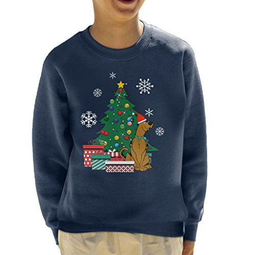 e Christmas Tree Kid's Sweatshirt (Velma Pullover)
