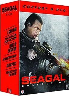 Steven Seagal - Coffret 6 films : Maximum Conviction + Force of Execution + Killing Point + Dangerous Man + Rendez-vous...