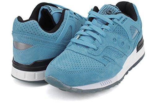 Saucony Unisex Sneaker Grid SD Blau Schuhe Turnschuhe S70198-2 Blau