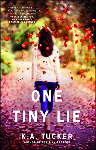 One Tiny Lie Cover Image