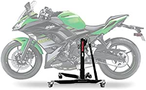 Constands Power Classic Zentralständer Kawasaki Ninja 650 17 21 Motorrad Aufbockständer Heber Montageständer Auto