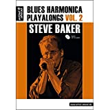 Blues Harmonica Playalongs - Vol. 2 (English edition): CD included