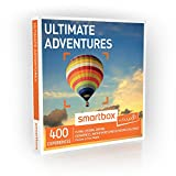 Buyagift Ultimate Adventures Gift Experiences Box - 400 experience days to give you a dose of adrenaline!