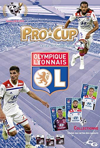 Procup - Jeu de société Football Olympique Lyonnais Saison 2018-2019