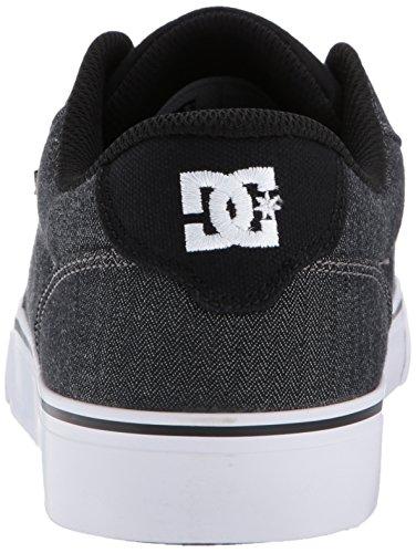Dc Incudine Tx Se M Chy Adys300036-chy Herren Sneaker Nero / Grigio Scuro / Bianco