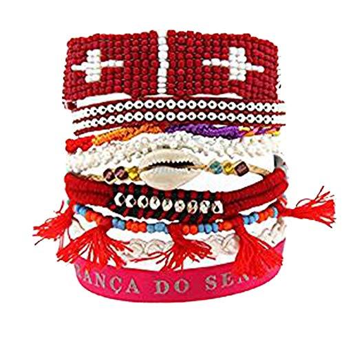 Sweet Deluxe Armband Schweiz I ausgefallenes Bracelet für Damen & Mädchen I individueller Frauen-Armschmuck I Mode-Schmuck Accessoires