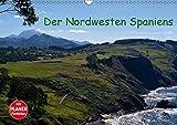 Der Nordwesten Spaniens (Wandkalender 2019 DIN A3 quer): Bezaubernde Vielfalt im Nordwesten der Iberischen Halbinsel von Ribadesella bis an die Küste 14 Seiten (CALVENDO Orte) - Andreas Schön