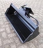 BBT@ / Baggerschaufel / Arbeitsbreite: 1,20 m / Öffnungsmaß: 32 cm / Tiefe: 40 cm / Hydraulisch schwenkbar: um 45° / Baggerlöffel Schaufel Löffel