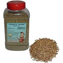 Gr 450 Semi de Aneto (dispensador para aromatizar Carni peces y salsas