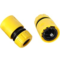 VMTC Quick Connector Set 2-Pieces for Gardening & High Pressure Washer Like Karcher, Bosch