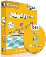 Idaa Class 1 Math Activity Educational CBSE (CD)