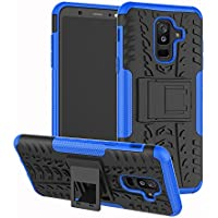 Samsung Galaxy A6 Plus 2018 / A6+ 2018 Handy Tasche, FoneExpert® Hülle Abdeckung Cover schutzhülle Tough Strong Rugged Shock Proof Heavy Duty Case Für Samsung Galaxy A6 Plus 2018 / A6+ 2018