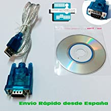 USB 2.0 to SERIAL RS232 DB9 9 PIN ADAPTER CABLE GPS PDA RS