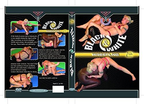BLACK & WHITE WRESTLING 2 DVD Amazon's Prod